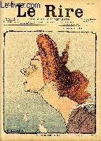 Le rire N°169 - Yvette Guilbert.