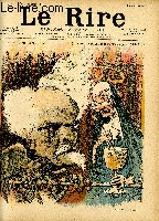Le rire N°177, Henri Rochefort et sa patronne.