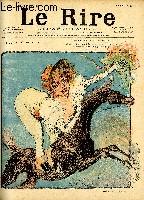Le rire N°188, Mademoiselle Mars Brochard.