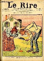 Le rire N°192, Maison de campagne.