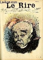 Le rire N°195, M. G. Clemenceau.