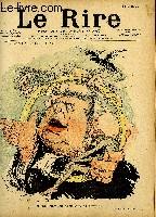 Le rire N°249, Maîre Demange, défenseur de Dreyfus.