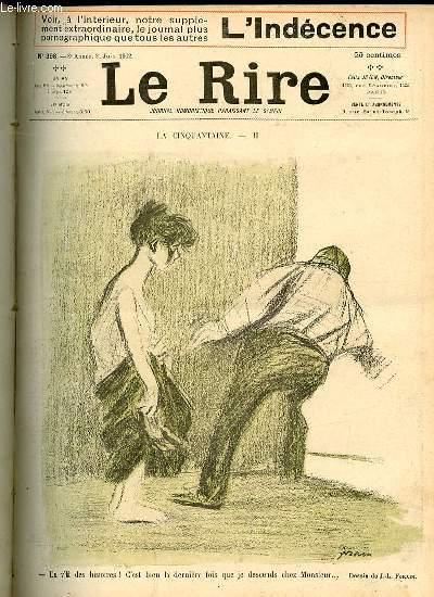 Le rire N°398 - LA CINQUANTAINE II.