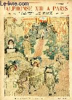 Le rire N°122 de la nouvelle série, N° spécial, Alphonse XIII à Paris.