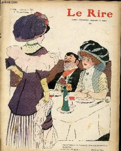 Le rire N°249 de la nouvelle série - Les folies bérgères.