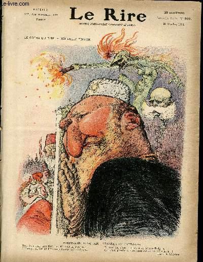 Le rire N°300 de la nouvelle série -Ferdinand, tsar des bulgares ou bougres.