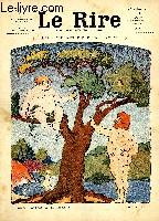 Le rire N°415 de la nouvelle série, Les étrennes d'Eve en l'an 50.