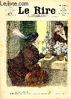 Le rire N°534 de la nouvelle série, Mme Bûche.