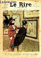 Le rire N°538 de la nouvelle série, Au Palais de Glace.