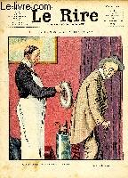 Le rire N°555 de la nouvelle série, Un domestique attentionné.