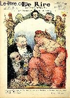 Le rire N°570 de la nouvelle série, Les étrennes de Marianne.