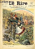 Le rire, N°007 de la 3è série (rouge, de guerre) - Les étrennes de MArianne.