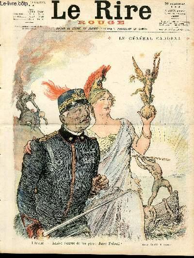 Le rire, N°031 de la 3è série - Le général Cadorna.
