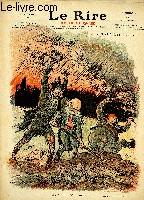 Le rire, N°049 de la 3è série - Gott mit uns - les apôtres du Gott par Léandre.
