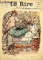 Le rire, N°051 de la 3è série - Le rêve du poilu permissionnaire.