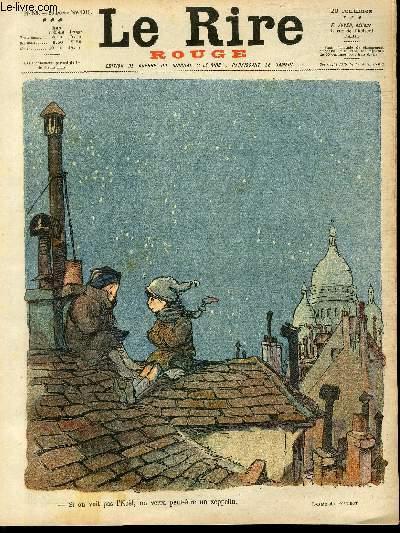 Le rire, N°058 de la 3è série - Si on voit pas l'Noël, on verra peut-être un zeppelin.