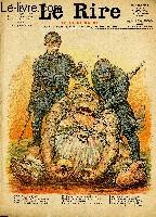 Le rire, N°084 de la 3è série - ROUGE - Germania, le minotaure...