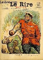 Le rire, N°096 de la 3è série - Le grand match - Sir Douglas Haig, champion de boxe.