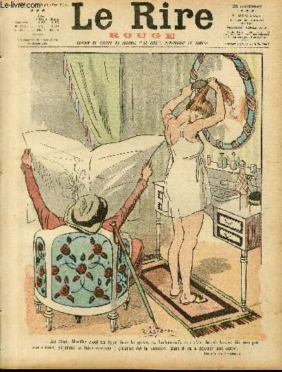 Le rire, N°202 de la série rouge - édition de guerre - Marthe c'est un type dans le genre de Ludendorf.