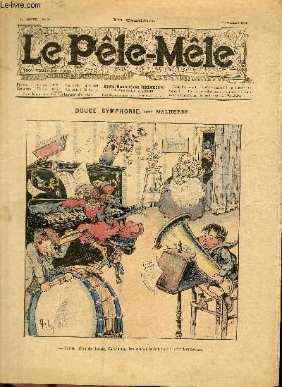 Le Pêle-Mêle, 11è année, N°27, Douce symphonie.