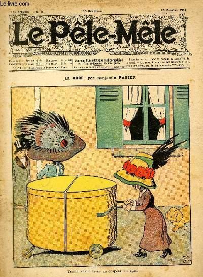 Le Pêle-Mêle, 17è année, N°03 - La mode