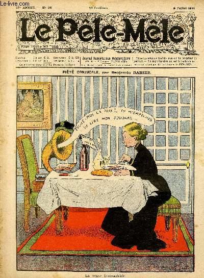Le Pêle-Mêle, 17è année, N°28 - Piété conjugale