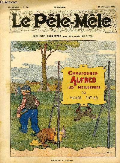 Le Pêle-Mêle, 17è année, N°52 - Publicité champêtre