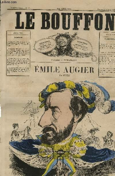 Le Bouffon - 2è série, N°84 - Emile Augier
