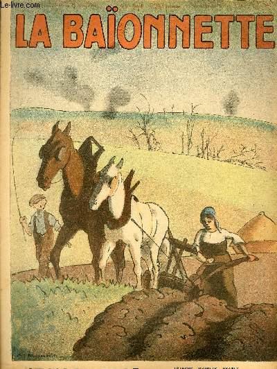 La Baïonnette, 2è série, N°94, Ceux de la terre.