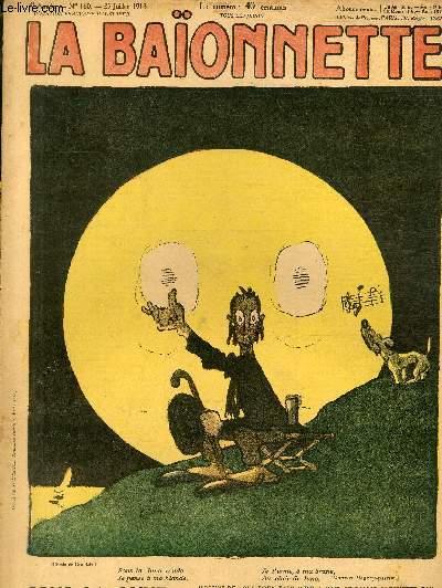 La Baïonnette, 2è série, N°160, Sous la lune.