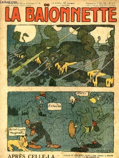 La Baïonnette, 2è série, N°180, Après celle-là...