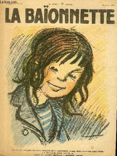 La Baïonnette, 2è série, N°187 -