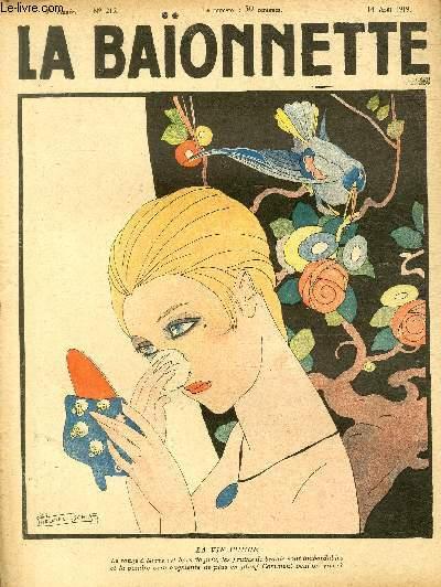 La Baïonnette, 2è série, N°215, La vie chère.