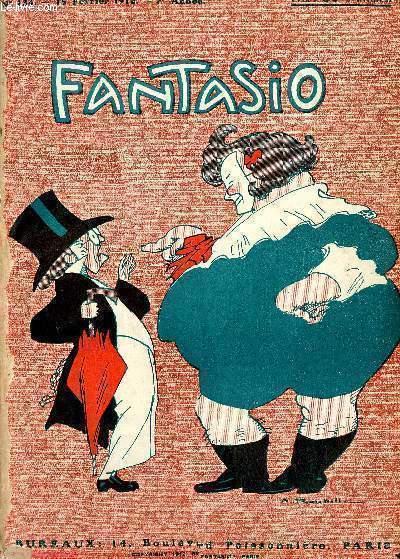 Fantasio n°134