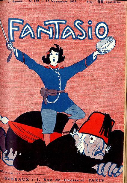 Fantasio n°152