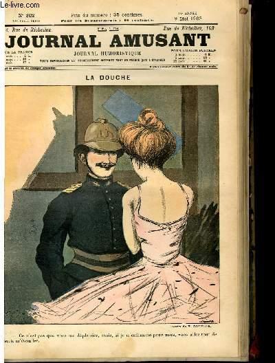 Le journal amusant - nouvelle série N°202 - La douche.