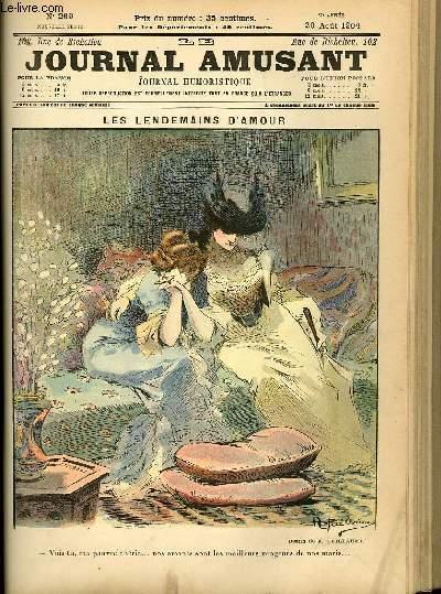 Le journal amusant - nouvelle série N°269.Les lendemins d'amour