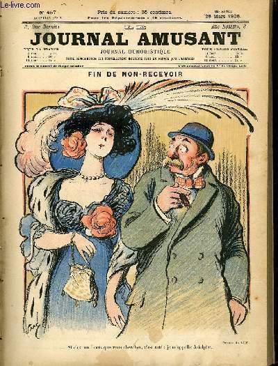 Le journal amusant - nouvelle série N°456. Geneviève de brabant