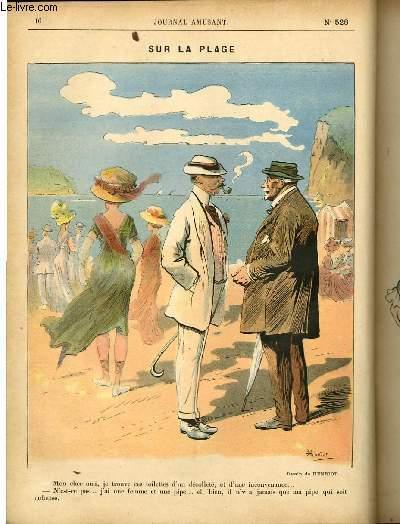 Le journal amusant - nouvelle série N°529. Couturier-sportsman