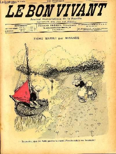 Le bon vivant n°96 - Fichu marin