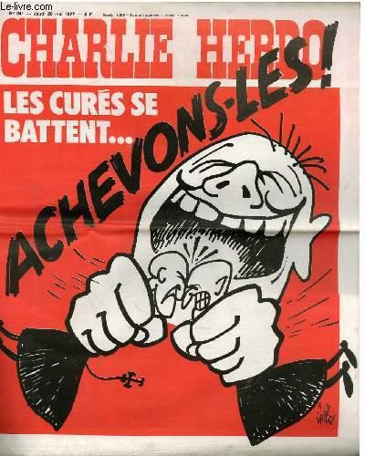 CHARLIE HEBDO N°341 - LES CURES SE BATTENT, ASSOMONS-LES