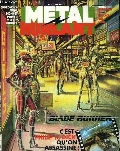METAL HURLANT N°79