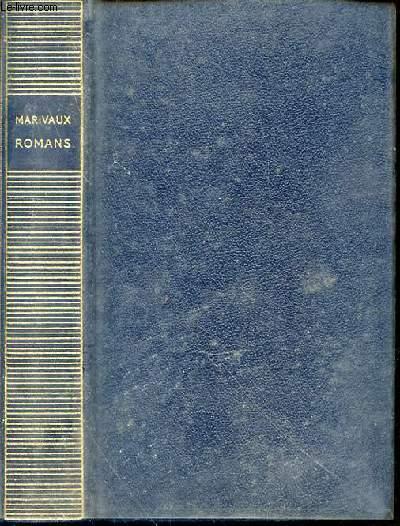 ROMANS - SUIVIS DE RECITS, CONTES & NOUVELLES EXTRAITS DES ESSAIS ET DES JOURNAUX DE MARIVAUX.