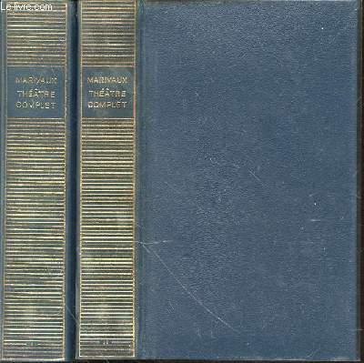 Théâtre complet en 2 TOMES (1+2) - EDITION ETABLIE PAR HENRI COULET ET MICHEL GILOT.