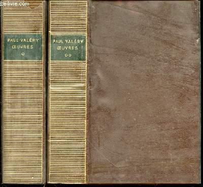 OEUVRES EN 2 TOMES (1+2) - EDITION ETABLIE ET ANNOTEE PAR JEAN HYTIER.