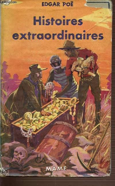 HISTOIRES EXTRORDINAIRES N°281