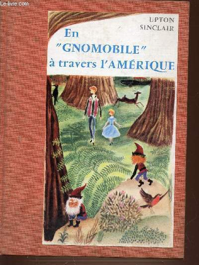 EN GNOMOBILE A TRAVERS L'AMERIQUE.