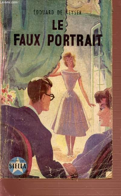 LE FAUX PORTRAIT - COLLECTION STELLA - N°582.