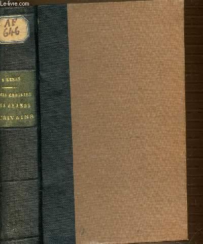 PAGES CHOISIES DES GRANDS ECRIVAINS : RENAN ERNEST.