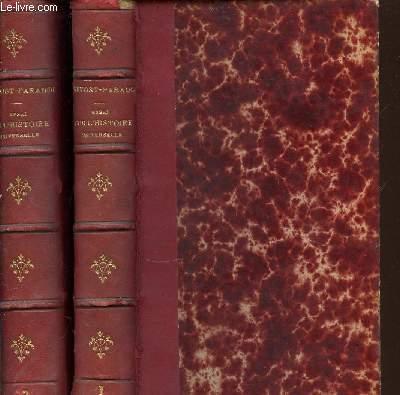 ESSAI SUR L'HISTOIRE UNIVERSELLE EN 2 TOMES (1+2). QUATRIEME EDITION.